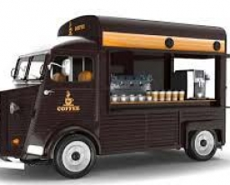 CAMION P.VTA. DE CAFÉ